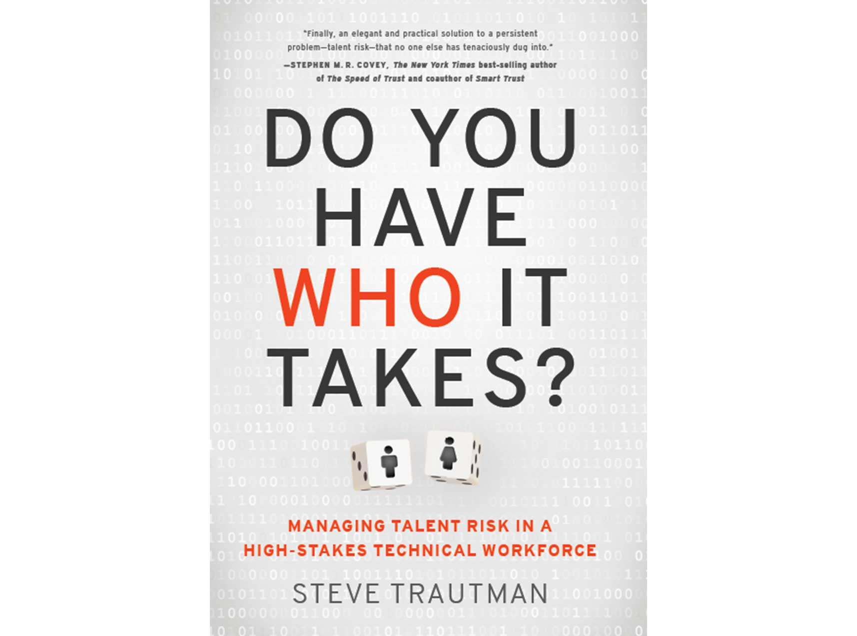 Do You Have WHO It Takes? Book