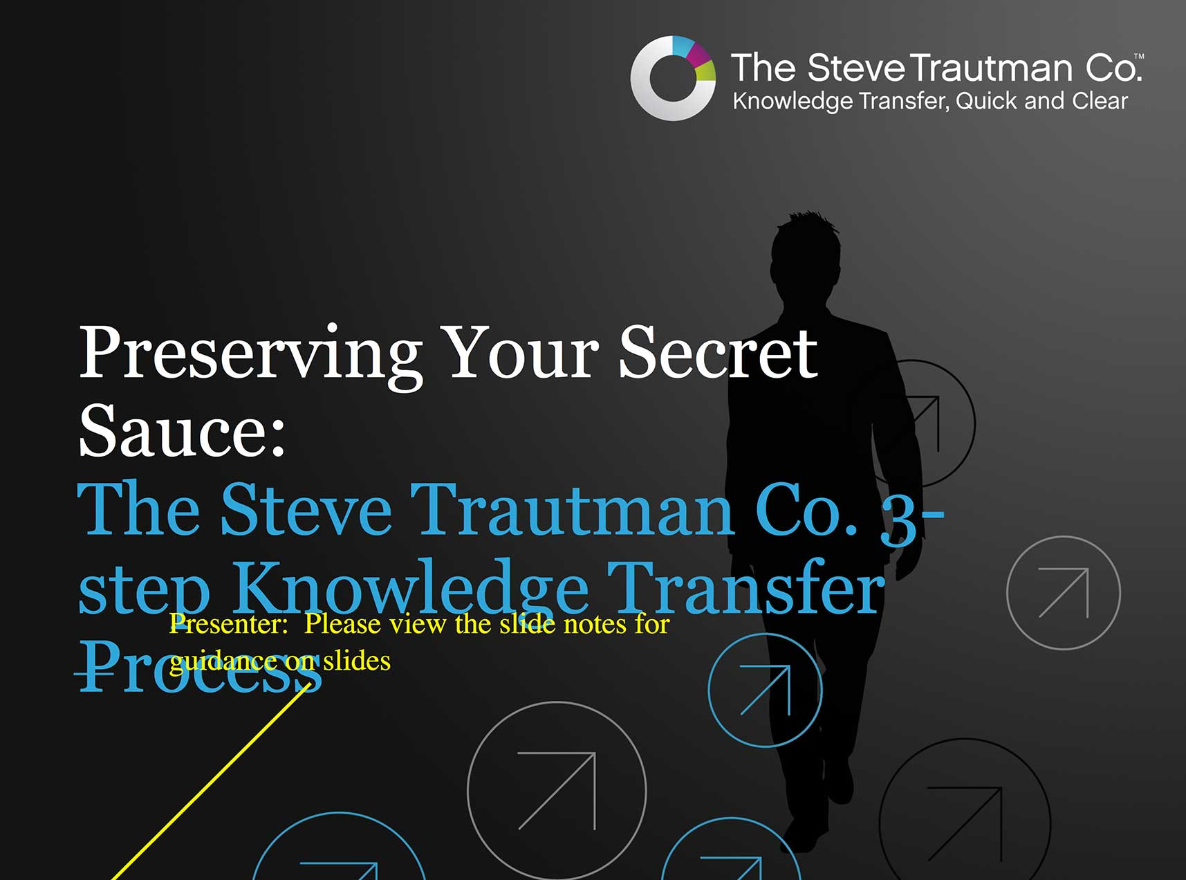 Knowledge Transfer Overview: 5-minute Presentation